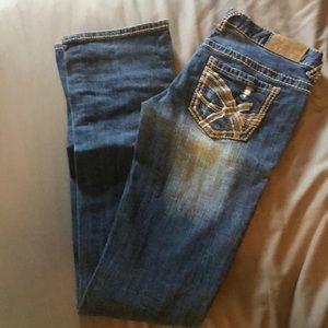 Premiere boot cut jeans